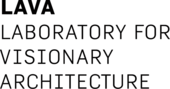 Logo LAVA, Laboratory for visionary architecture